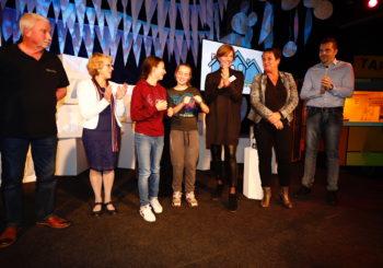 LEFteam en Laefhoes winnaars Onze Buurt