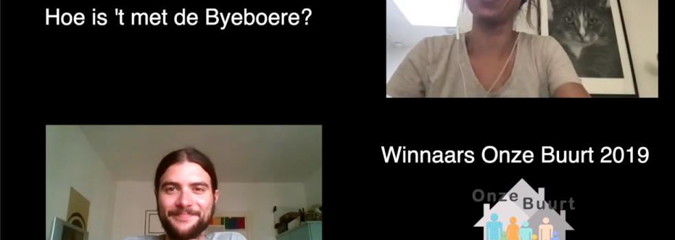 Hoe gaat het bij de Byeboere?