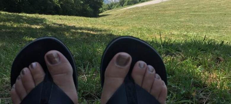 Vakantietijd en toch aan de slag